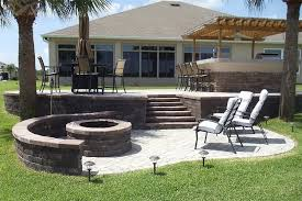 bamboo landscapes fire pits u0026 pavers landscaping with fire