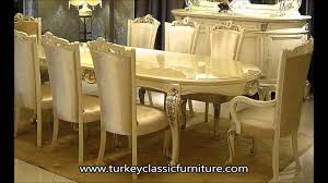 Luxury Dining Table And Chairs Classic Luxury Dining Rooms