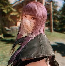 skyrim hdt hair the legend of qin shao si ming follower at skyrim nexus mods