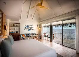 chambre sur pilotis maldives villas de luxe sur pilotis au 5 centara island maldives