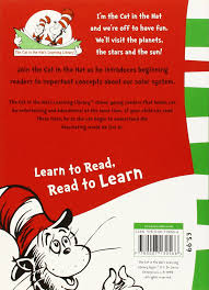 there u0027s no place like space the cat in the hat u0027s learning
