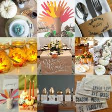 thanksgiving table decor ideas 20 easy thanksgiving centerpieces
