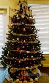 tree decorating ideas cocktails with