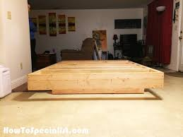 Build Platform Bed Plans To Build A Size Platform Bed Woodworking Plans