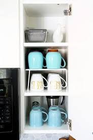 small kitchen cabinets how to organize a small kitchen abby lawson