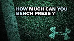 How Much Can You Bench An Afternoon With Jamie Roberts Bench Pressing Youtube