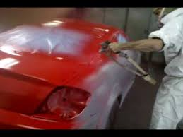 2003 tiburon body kit professional car painter cherry red youtube