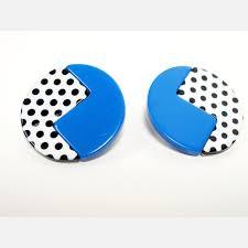 eighties earrings 80s earrings when fashion doubled as fishing lures grumble