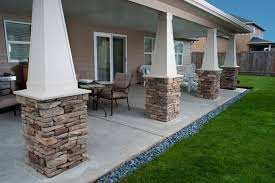 Detached Covered Patio Superb Diy Covered Patio Ideas Covered Patio Plans And Patio With