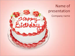 happy birthday powerpoint template u0026 backgrounds id 0000005829