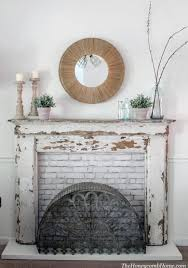 honeycomb home design diy custom fireplace surround
