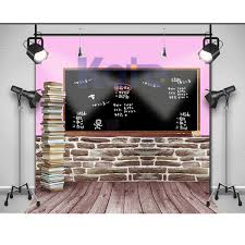 wedding backdrop book photographic background classroom blackboard book