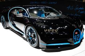 bugatti chiron engine frankfurt motor show 2017 photos road legal f1 car record