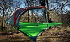 tentsile hanging camping tent hammock 2 person outdoor connect