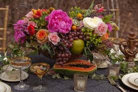 fruit floral arrangements centerpieces with fruit and flowers search sleeping