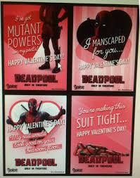 deadpool movie valentine u0027s day cards at spencers deadpool bugle