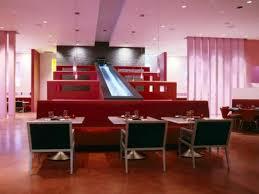 1920x1440 modern aesthetically japanese restaurant interior red