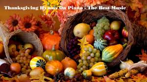 thanksgiving hymns collection