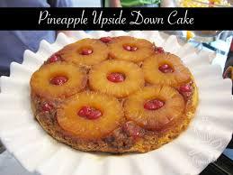 pineapple upside down cake recipe shane u0027s killer cupcakes