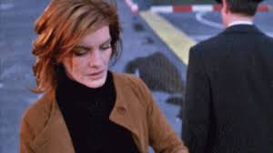 renee russo hair thomas crown affair rene russo painting gif find share on giphy