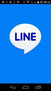 theme line blue akbar3110 blogspot com kumpulan bbm mod dan line mod v6 3 1 free