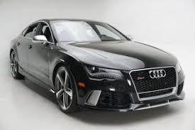 audi rs7 used audi rs7 for sale in