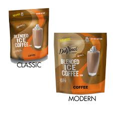 Coffee Mix blended iced coffee powders 盪 baristaproshop