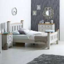 Modern White Queen Bed Bedroom Furniture White Wood King Headboard Beds And Headboards