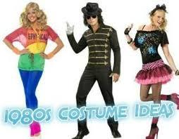 80s Halloween Costumes Men 80s Fashion Simplyeighties