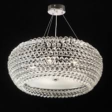 Infinity Light Fixtures 41 Beautiful Infinity Glass Pendant Lights For Kitchen Ideas