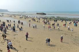 d day anniversary exercise fiends storm normandy beach time com