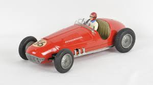 toy ferrari ferrari open wheel racer tin toy m380 the toy auction 2014