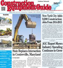 northeast 01 2016 by construction equipment guide issuu