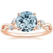 Aquamarine Wedding Rings by Aquamarine Wedding Rings Wedding Ideas