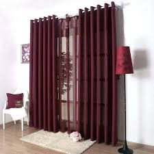 Maroon Curtains For Living Room Ideas Maroon Bedroom Curtains Black And Maroon Curtains For