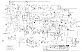 sae audio manuals and schematics