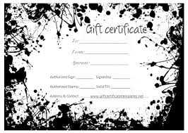 12 best images of sell gift certificates templates valentine
