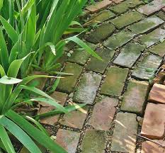 old bricks found buried in my yard my home sweet home