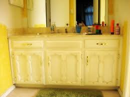 beautiful painting bathroom cabinets homeoofficee com