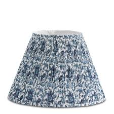 southern blues lampshade bunny williams home southern blues lampshade