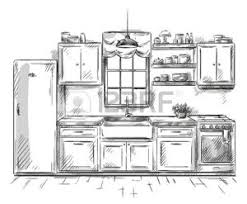 dessin evier cuisine evier dessus banque d images vecteurs et illustrations libres de droits