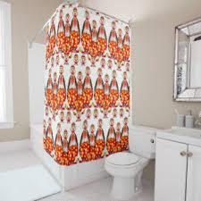 Childrens Shower Curtain Childrens Bathroom Accessories Zazzle Co Uk