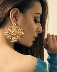 big ear rings images Earrings designer earrings manufacturer from jaipur jpg