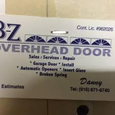 Overhead Door Company Sacramento B Z Overhead Door 10 Reviews Garage Door Services Sacramento