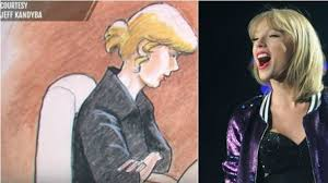 taylor swift trial sketch artist jeff kandyba takes on the haters
