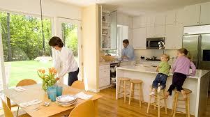 kitchen dining room layout design open kitchen dining room designs and room ideas dining