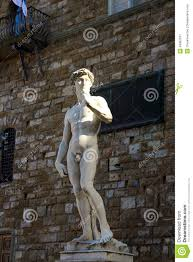 Michelangelo David Statue The Michelangelo U0027s David Sculpture Stock Photo Image 48387591