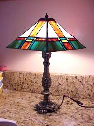 stained glass l shades only high quality stained glass ls all about house design