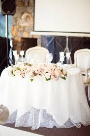 Sweetheart Table Decorations Wedding Table Bride And Groom Tbrb Info