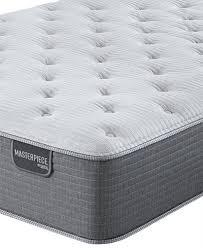 serta masterpiece albert 14 u0027 u0027 plush mattress queen created for